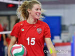 michela gallizioli rinforzo per albesevolley