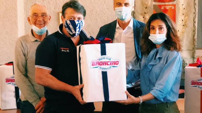 moto club broncino coronavirus