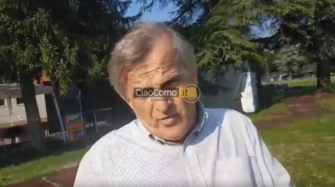 presentazione progetto città di Cantù calcio ferruccio novelli san paolo