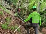 soccorso alpino e speleologico soccorso escursionisti bloccati in grotta pian del tivano