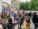 teatro presente flash mob