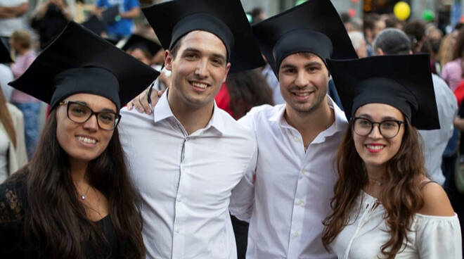 università dell'insubira laureati
