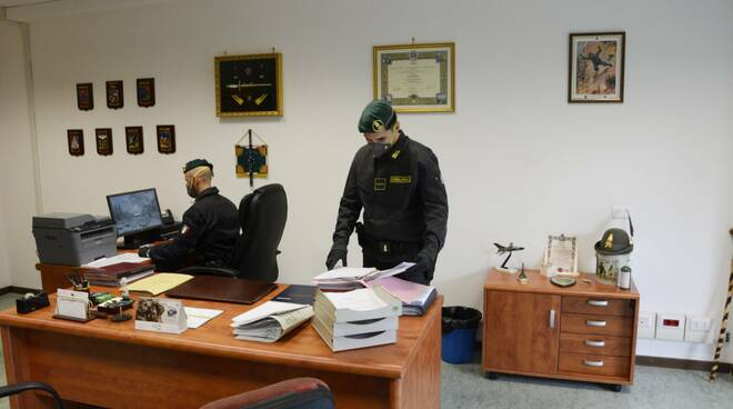 baschi verdi como finanza operazione contro gel senza autorizzazione
