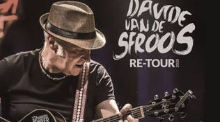 davide van de sfroos re tour