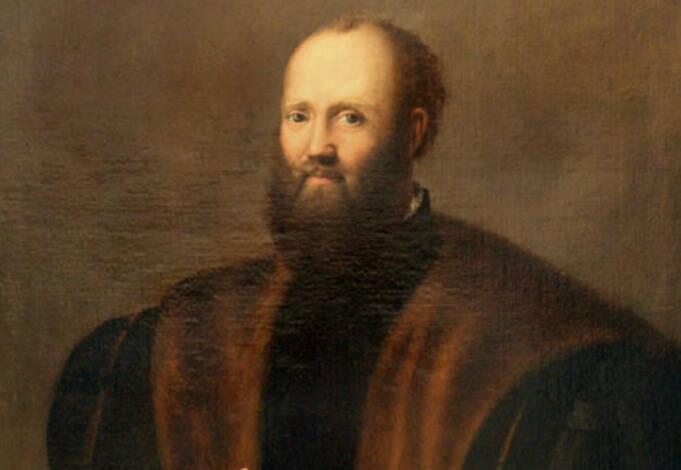 dipinto baldassare castiglione