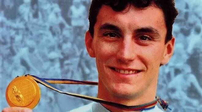 fabio casartelli medaglia oro olimpiadi 92