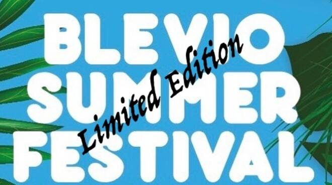 Blevio Summer Festival - Limited Edition