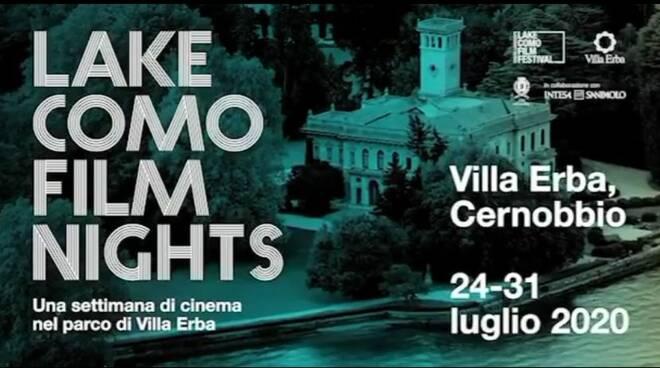 lake como film night 2020