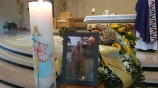 sagnino funerale uomo-ghepardo aldo capoferri chiesa