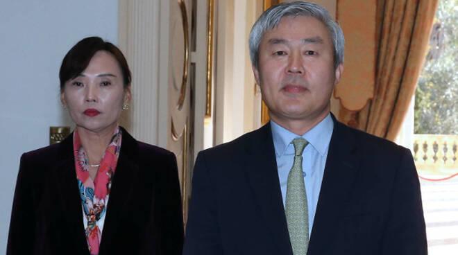 visita ambasciatore korea
