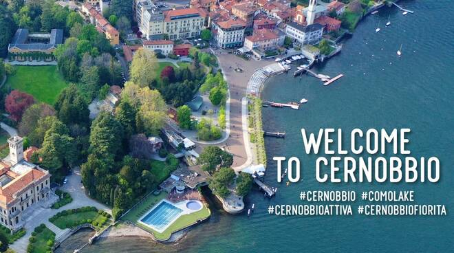 welcome to cernobbio
