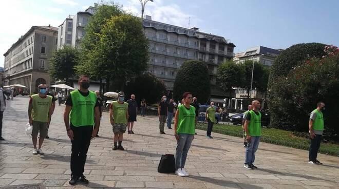 celebrazione piazza cavour associazione culturale nicollini como