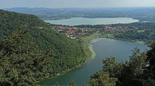 lago segrino pusiano