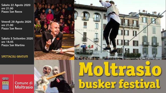moltrasio busker festival
