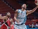 pallacanestro cantù al Forum di M ilano prima gara stragione supercoppa italiana