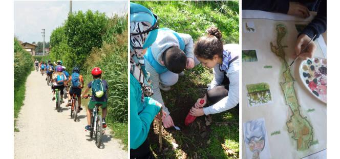 parco del lura educazione ambientale