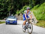 remko evenepoel e maximilian shackmann ciclisti caduti giro di lombardiA 2020