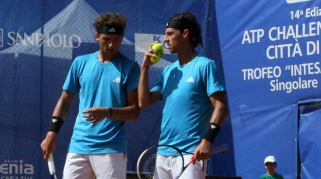 trofeo del novantesino tennis como con i cugini arnaboldi