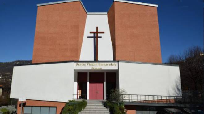 chiesa di ponte chiasso