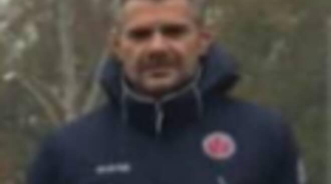 fabio peverelli allenatore gs villaguardia calcio morto