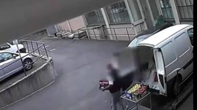 furto mensa ospedale cantù scoperto telecamere polizia