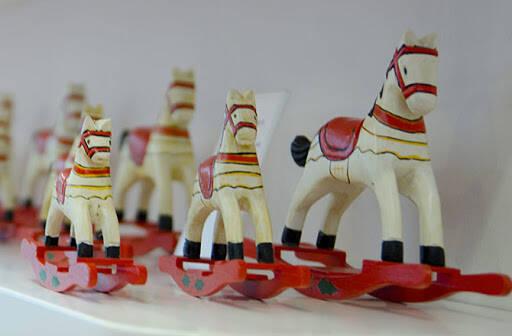 Museo del cavallo giocattolo - Grandate