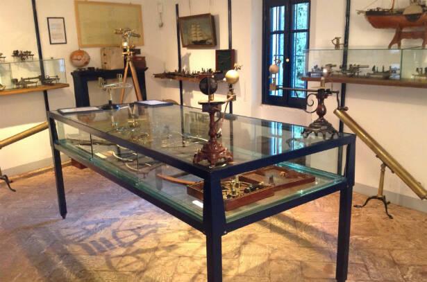 museo strumenti navigazione - Bellagio