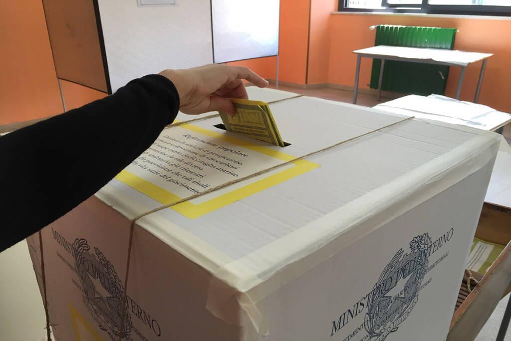 Votazioni 2020 con misure anticovid