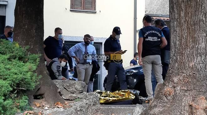 Il delitto in piazza San Rocco a Como: ucciso don Roberto