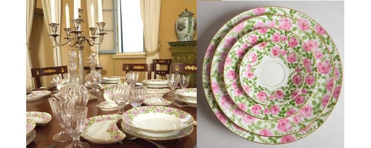 le ceramiche di villa carlotta