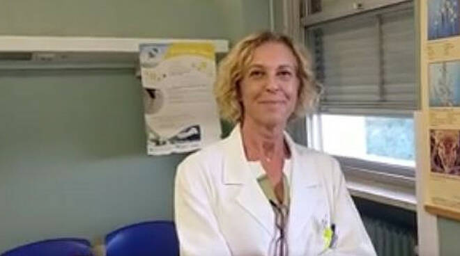 Marina Mauro dottoressa