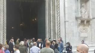 Messa a Suffragio di Don Roberto in Duomo