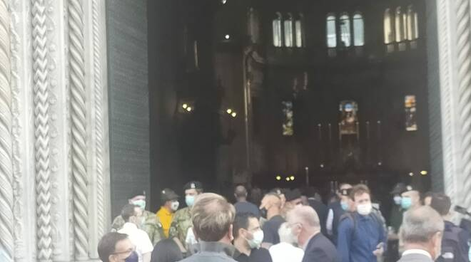 Messa a Suffragio di Don Roberto in Duomo
