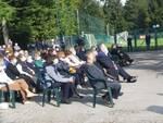 Olgiate Comasco, inaugurazione nuovi campi sportivi e intitolazione centro sportivo a Mario Briccola