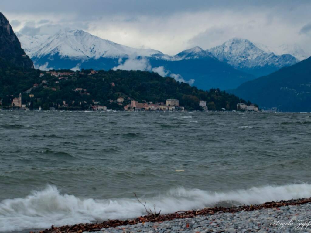 prima neve di stagione montagne centro lago di como