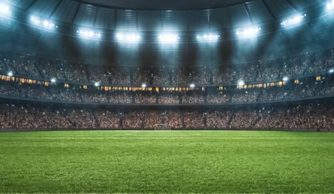 stadio con pubblico generico per riapertura stadi dopo covid provvedimenti