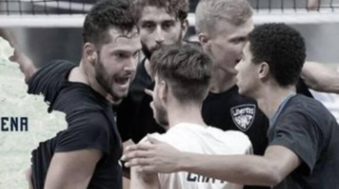 coach battocchio e gruppo libertas 20/21 per la nuova stagione A2