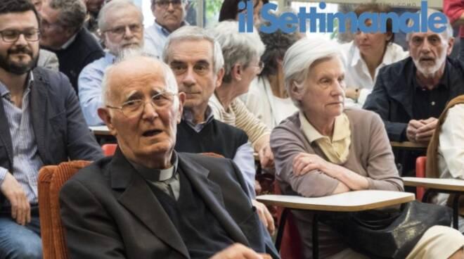 don Bruno maggioni morto lutto diocesi como