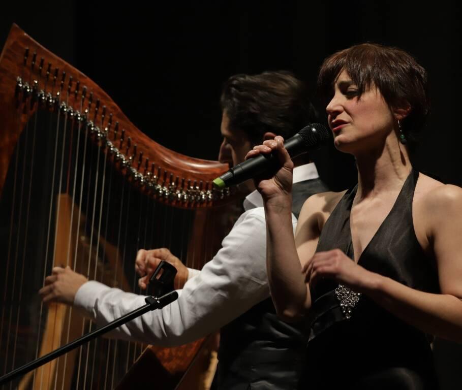 Fabius Constable & Celtic Harp Orchestra - Benvenuto all'autunno