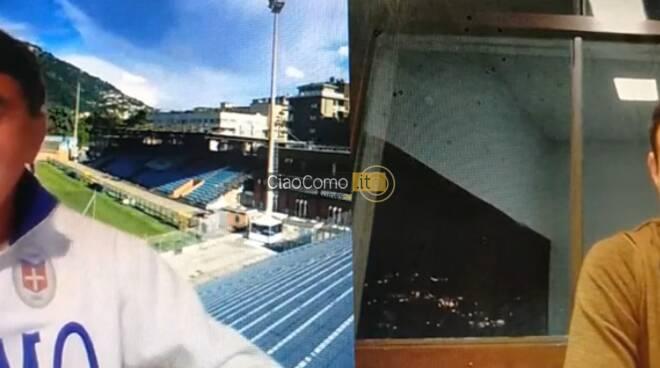 michael gandler in diretta skype con mario molteni per sport magazine