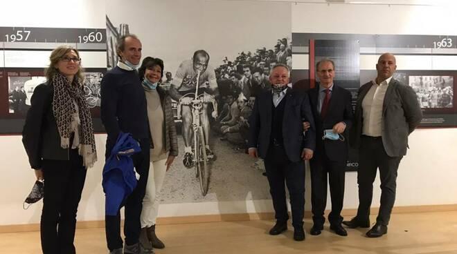 mostra magni museo del ciclismo