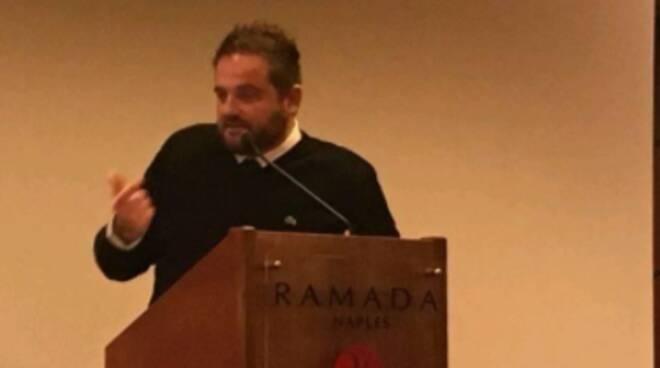 sindaco di capiago cappelletti ricoverato per covid sant'anna immagini post