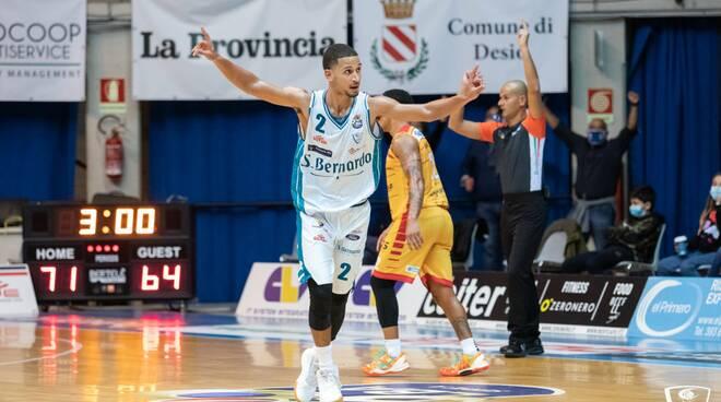 smith pallacanestro cantù positivo al covid19