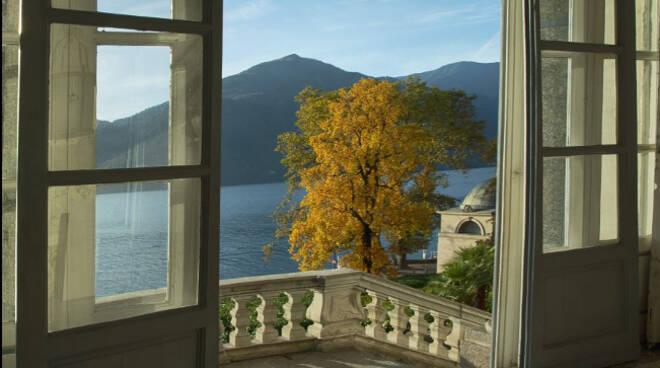 villa carlotta autunno