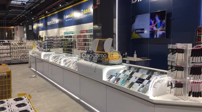 """Euronics Dimo annuncia l'apertura """"in sicurezza"""" di un nuovo punto vendita a Como"""
