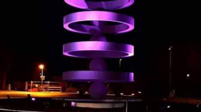fontana camerlata viola