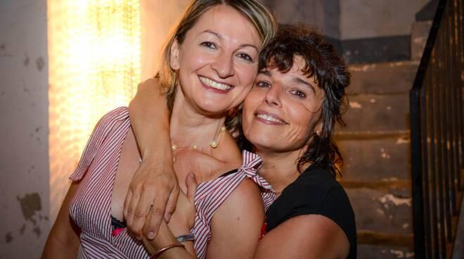 Anna Buttarelli e Chiara Gismondi