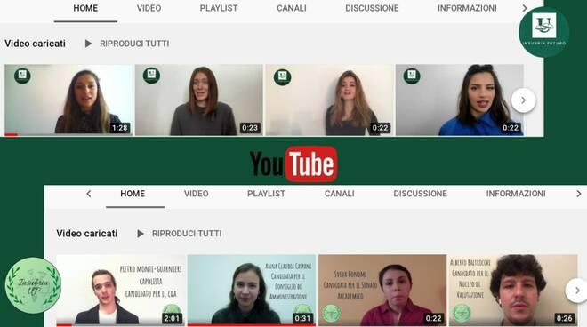 campagna elettorale insubria youtube