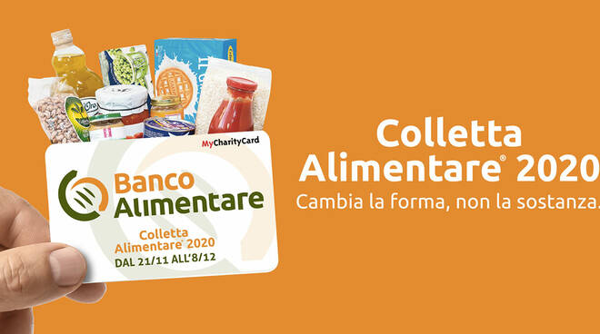 Colletta banco alimentare 2020