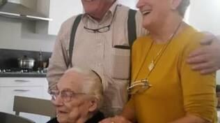 nonna rita beretta como compleanno